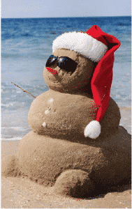 Savvyplanners know it's best to strikewhen the weather is hot. Mostpeople are probably focused onthe business at hand, but aseasoned planner knows that thisis when to get your date lockedinto the holiday calendar. Holiday Planning Is Cool When The Weather's Hot