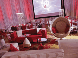 Creative, cutting-edge meeting and event decor amounts to a lot more than just pretty window dressings. When executed effectively, stunning design elements lead to success.