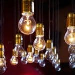 One of the most transformative décor items in a strategic planners' arsenal is lighting. Well-designed lighting can accomplish almost any decor money issue