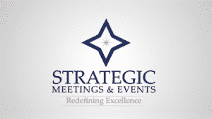 The all new Strategic Meetings & Events' logo and website are here! Help us Celebrate 15 years of redefining excellence and check out our new website!