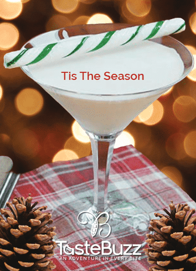 Light, sweet, festive and fun to drink, this peppermint treat was a hit at a client's holiday party. This Candy Cane Cocktail added cheer to the evening one sip at a time.