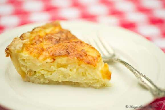 We sampled this dish while in NYC and had to have the recipe. Perfect for breakfast, brunch or a light lunch, we have added this fluffy vidalia onion pie