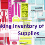 A checklist planners need to have in order to be strategic about creating an inventory of supplies they'll need onsite. Inventory Of Supplies and Gang Box