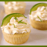 Let The Fiesta Begin! Margarita Cupcakes