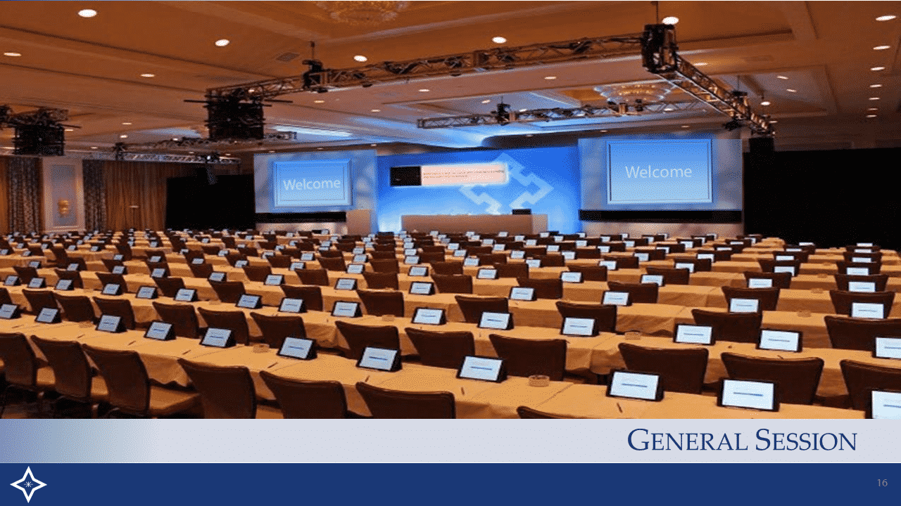 Corporate General Session