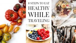 Business travel can certainly take a toll on us but, our friend Jennifer Kanikula aka, 'The SoFull Traveler' has some excellent advice on how to eat healthy while traveling. Read on to learn Jennifer's 8 Steps To Eat Healthy While Traveling