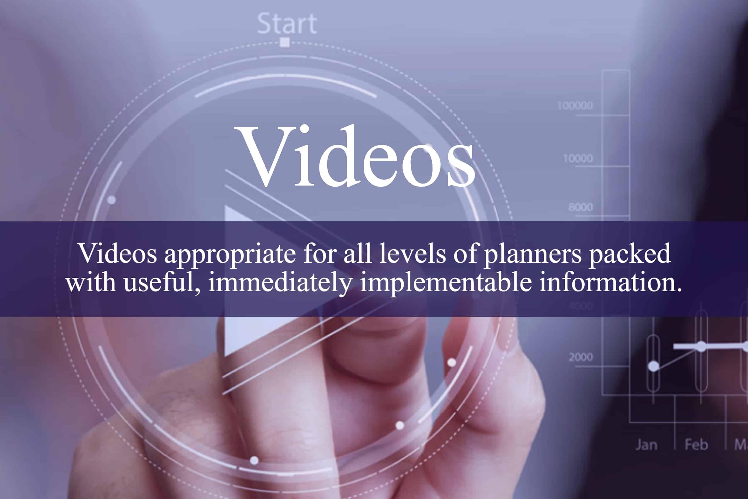 Event Planning Videos