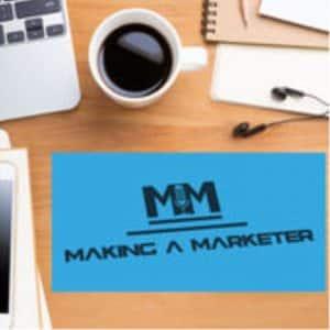 Marking a marketer